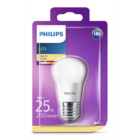 PHILIPS LED izzó 25W P45 E27 WW FR ND RF 1BC/6