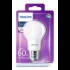 PHILIPS LED izzó 60W E27 CW A60 FR ND RF 1BC/6