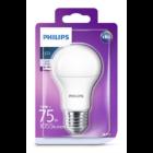 PHILIPS LED izzó 75W A60 E27 CW 230V FR ND RF 1BC/6
