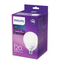 PHILIPS  LED globe 18-120W G120 E27 827  ND