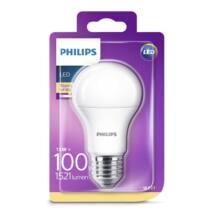 Philips  LED izzó 13-100W A60 E27 827 FR ND