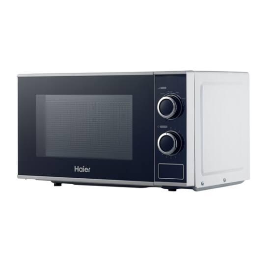 HAIER HGN-2070M mikrohullámú sütő, 20L, mikro teljesítmény: 700W, 6 teljesítmény fokozat