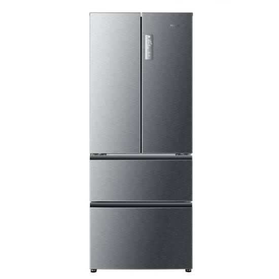 HAIER HB14FMAA No Frost kombinált hűtőszekrény 2 ajtó + 2 fiók, A+, hűtő nettó: 274 L, fagyasztó nettó:108 L