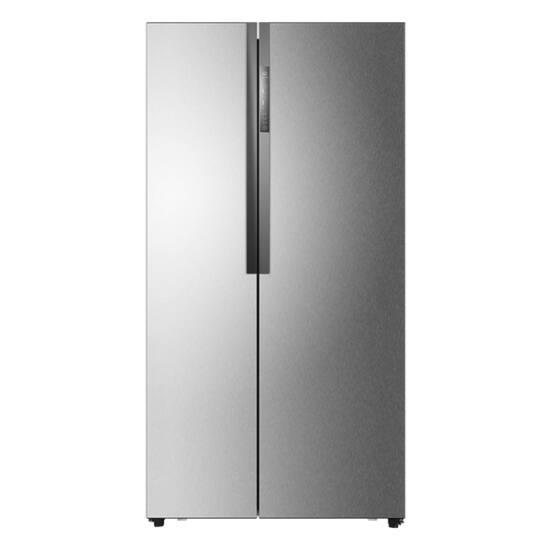 HAIER HRF-521DM6 Side by side NO FROST hűtőszekrény,  A+, hűtő nettó: 341 L, fagyasztó nettó:177 L