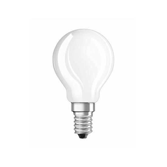 OSRAM LED STAR KISGÖMB ÜVEG MATT 40 non-dim 4W/827 E14 izzó