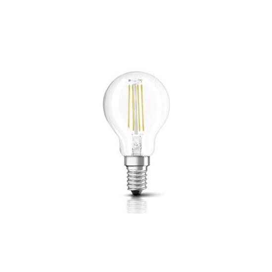 OSRAM LED VALUE KISGÖMB 40 4W/827 FIL E14  izzó
