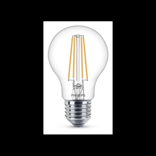PHILIPS LED Classic izzó 8W (60W) A60 E27 WW CL D STR4