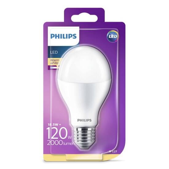 PHILIPS  LED izzó 18.5-120W A67 E27 827 FR ND