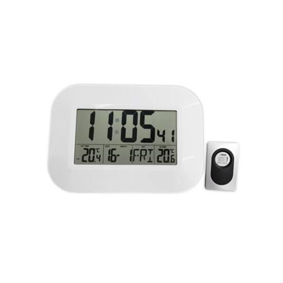 PLATINET Vezeték nélküli Időjárás állomás, kül és- beltéri hőmérsékletmérővel