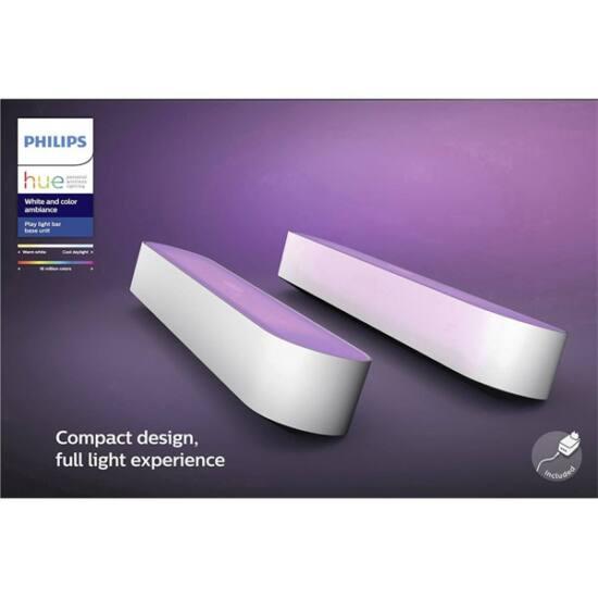 Philips COL HUE PLAY DOUBLEPK EU/UK white
