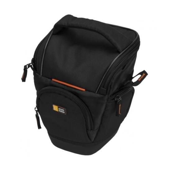 SUMDEX Continent Sport Design Fotós táska, SDM-200 Black, Black