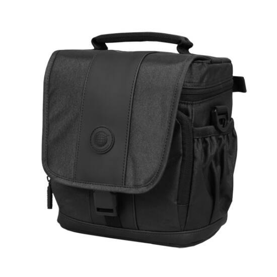 SUMDEX Continent Fotós/kamera táska, FF-02 Black
