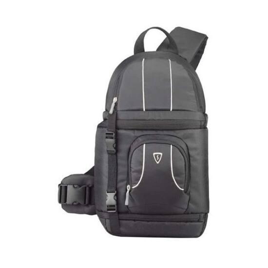 SUMDEX Xposure II Fotós/kamera hátizsák, POC-484BK, Black