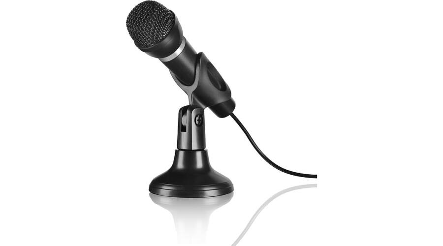 Speedlink SL-8703-BK CAPO Desk   Hand mikrofon b54e7949d1